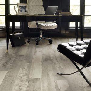 Pier park office laminate flooring | Sterling Carpet Shops, Inc