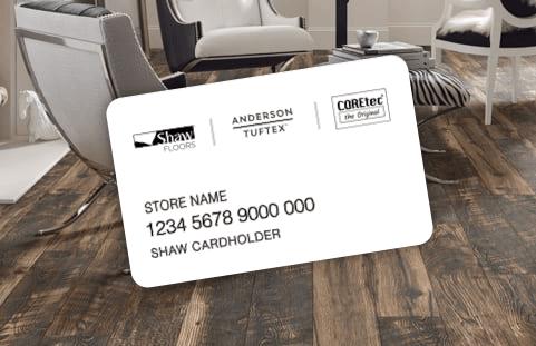 Financing | Sterling Carpet Shops, Inc
