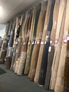 Carpet rolls | Sterling Carpet Shops, Inc