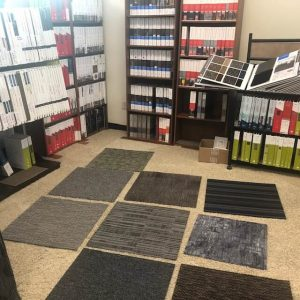 Commercial Library | Sterling Carpet Shops, Inc