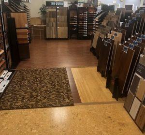 Showroom | Sterling Carpet Shops, Inc