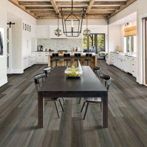 Dining room interior | Sterling Carpet Shops, Inc