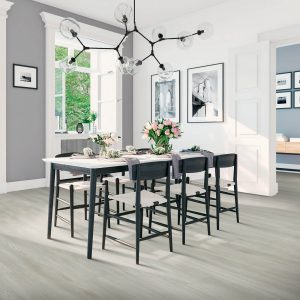 Dining room flooring | Sterling Carpet Shops, Inc
