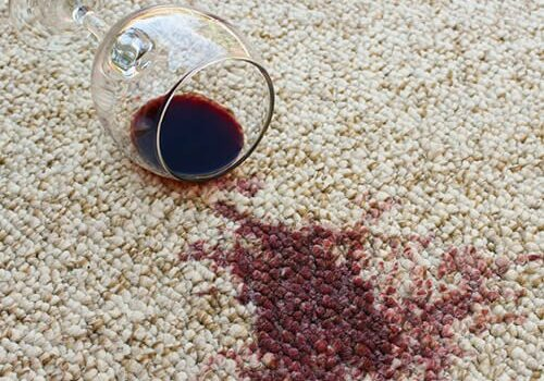 wine spill on carpet | Sterling Carpet Shops, Inc
